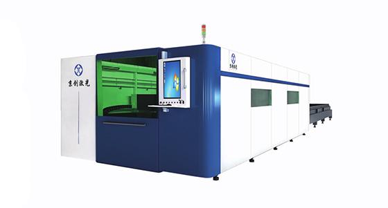 JC-FF-3015 High power fiber cutting machi