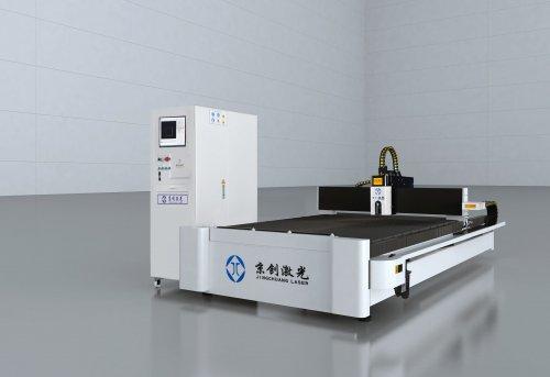 JC-PF系列高功率飞速光纤激光切割机
