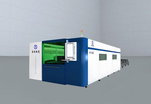 JC-HF系列高功率极速光纤激光切割机